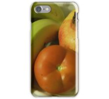 VEGETABLE iPhone Case/Skin