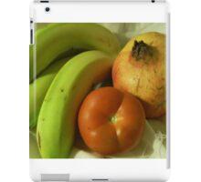 VEGETABLE iPad Case/Skin
