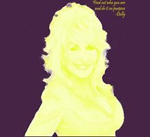 Dolly Parton - Who You Are Unisex T-Shirt