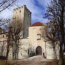 Brunico Castle by annalisa bianchetti
