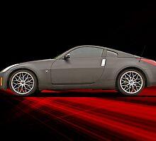 2008 Nissan Z350 'Drifter' II by DaveKoontz