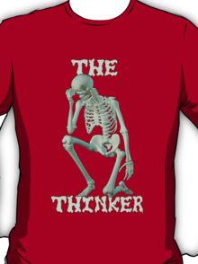 The Thinker .. tee shirt T-Shirt