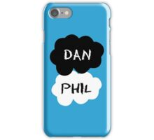 Dan & Phil - The Fault In Our Stars iPhone Case/Skin