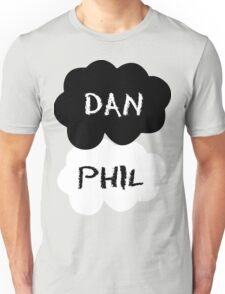 Dan & Phil - The Fault In Our Stars Unisex T-Shirt