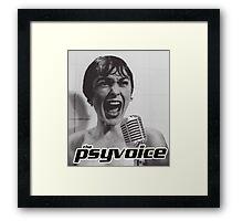 Psyvoice Framed Print