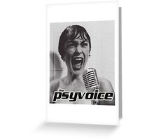 Psyvoice Greeting Card