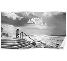 surf photographer Poster