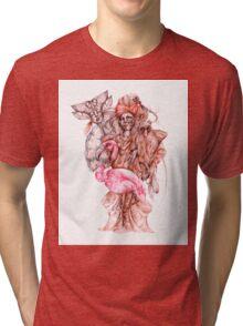 Strange african seller of birds Tri-blend T-Shirt