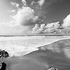 bw beach by terezadelpilar~ art & architecture