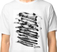 Grunge Strokes Classic T-Shirt