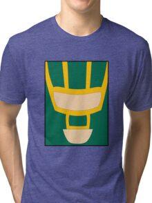 Kick Ass (minimal) Tri-blend T-Shirt