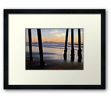 Hold Me, Forever Framed Print