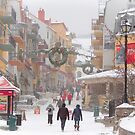 Snowy Day in Tremblant by Yannik Hay