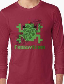 Froggystain Long Sleeve T-Shirt
