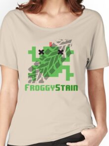 Froggystain Women's Relaxed Fit T-Shirt