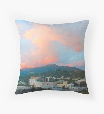 Jet Propulsion Laboratory NASA - Pasadena California Throw Pillow