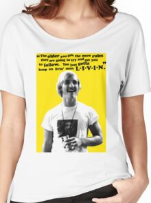 David Wooderson Birthday Card Women's Relaxed Fit T-Shirt