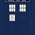 TARDIS Case by Pierpazzo89
