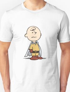 One Punch Charlie Brown T-Shirt