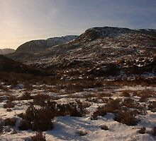 Northeast Face Of Croaghconnellagh by Adrian McGlynn