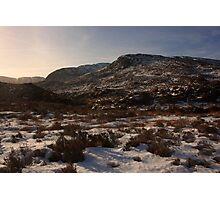 Northeast Face Of Croaghconnellagh Photographic Print