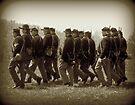 Forward March by Susan S. Kline