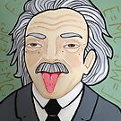 Smart Pants Einstein  by Stolensouljess