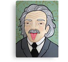 Smart Pants Einstein  Canvas Print