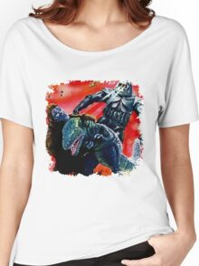 Mecha a troi Women's Relaxed Fit T-Shirt