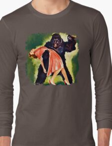 Gorilla My Dreams Long Sleeve T-Shirt