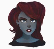 Zombie Girl by yonxi