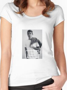 Kian Lawley 1995 Women's Fitted Scoop T-Shirt