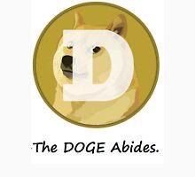 The DOGE Abides Unisex T-Shirt