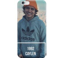 Jc Caylen 1992 iPhone Case/Skin