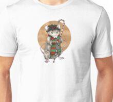 Yuletide Mouse Unisex T-Shirt