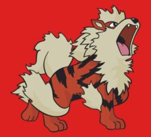 Arcanine DW by Stephen Dwyer