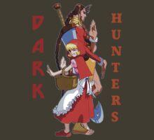 Darkhunters by JustSaiyanPaul