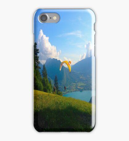 Peraponting, Talloires iPhone Case/Skin