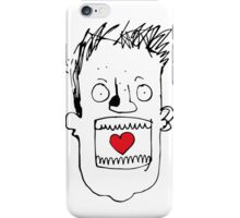 Heart In Gob. Its a love thing. iPhone Case/Skin