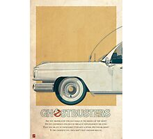 Ecto-1 triptych I of III Photographic Print