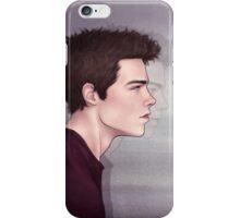 Stiles crying iPhone Case/Skin