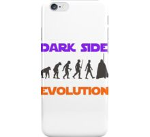 Dark Side Evolution iPhone Case/Skin