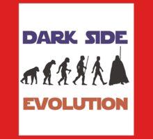 Dark Side Evolution Baby Tee