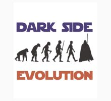 Dark Side Evolution Baby Tee