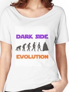 Dark Side Evolution Women's Relaxed Fit T-Shirt