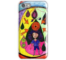 THE EGYPTIAN CHILD iPhone Case/Skin