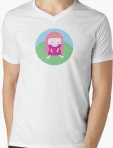 Baby Bubblegum - Adventure Time Mens V-Neck T-Shirt