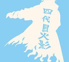 The Fourth Hokage - Minato (Naruto) by ShaheerA