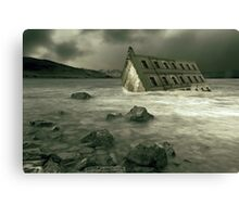 Global warming? Canvas Print