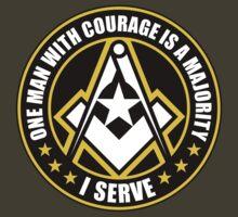 Freemason Army Tees by John Paul Gomez